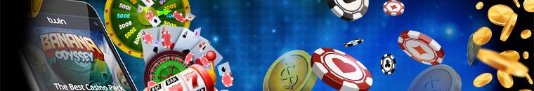 Twin Casinon mobiilisovellus ja verkkosivut