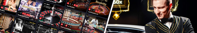Twin Casinon Live-pelit