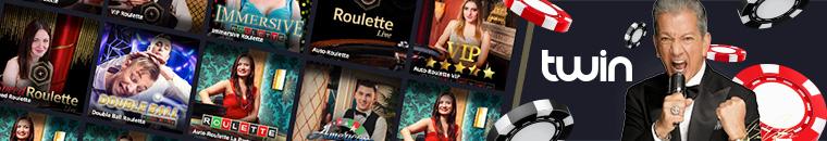 Twin Casino ruletti