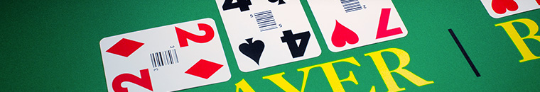 Twin Casino baccarat
